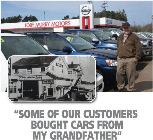 Toby Murry Motors