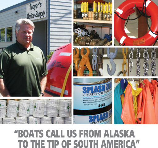 Troyers Marine Supply